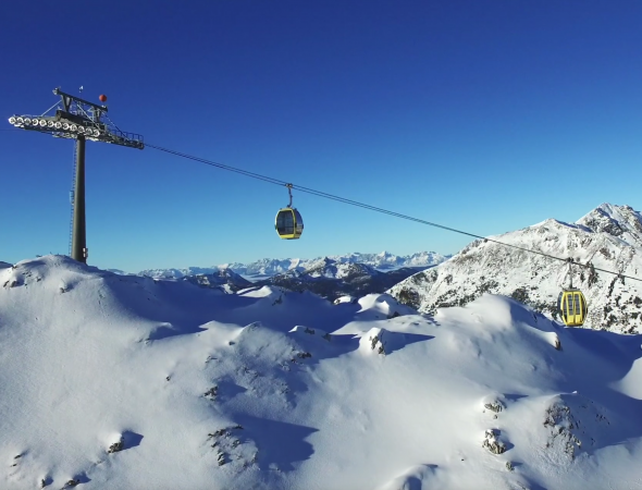 Perfect Day In Obertauern 4k