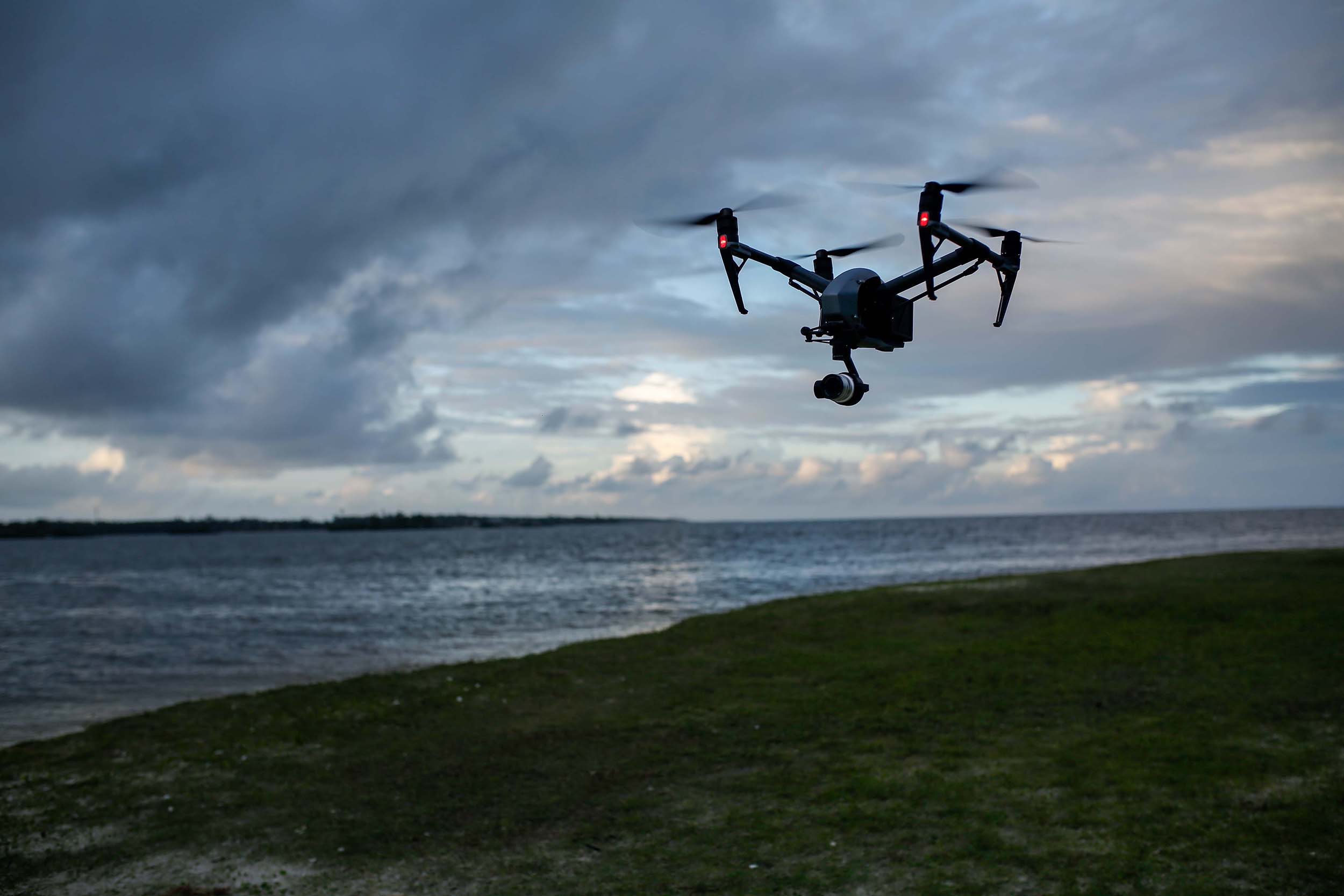 Drone in Action